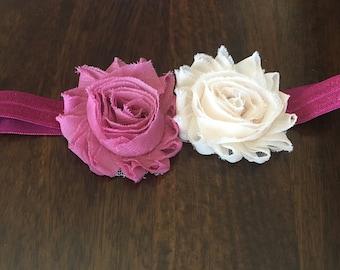 Rose Love Headband
