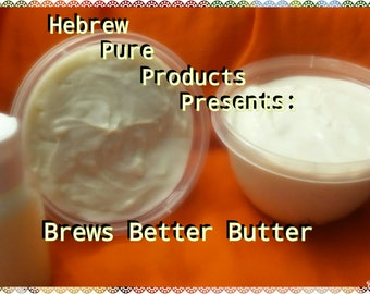 Hebrew Pure Products Presents: All Natural Body Butter
