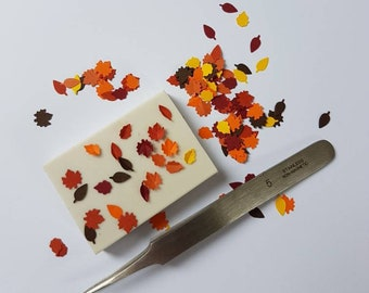 1/12th scale Autumn leaves