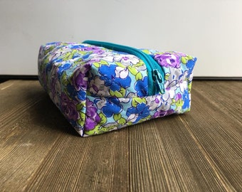 Floral Anything Pouch