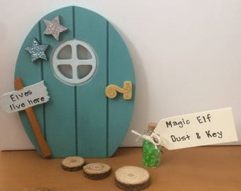 Magic Elf Door