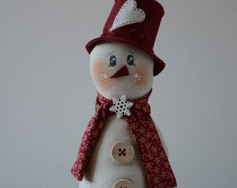 Decorative Snowman for Home Country style