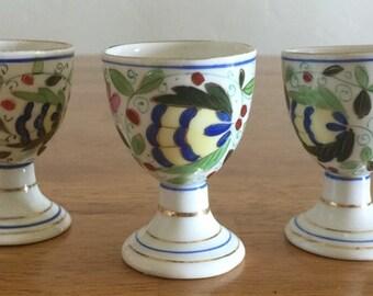 Porcelain Egg Cups