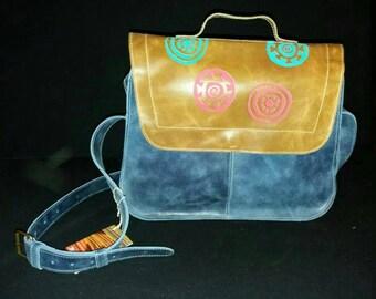 Bag asis leather