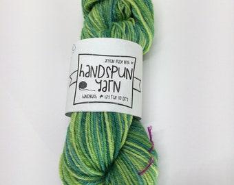 Elusive Butterfly Handspun yarn