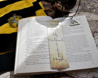 Harry Potter Bookmark Muggle