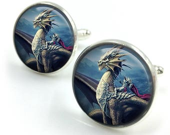Dragon Cuff Links, Dragon Cufflinks, Dragon Jewellery, Dragon Jewelry,Men Dragon Cufflinks,Dragon Gifts for Men,gift for men,gift for him 03
