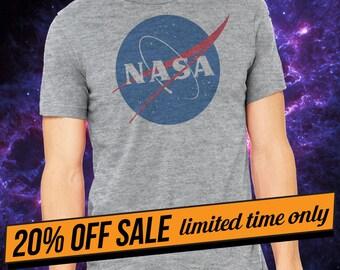 ON SALE TODAY, most sold, Trending now, vintage nasa, retro nasa, nasa shirt, nasa circle shirt, nasa meatball shirt, space shirts