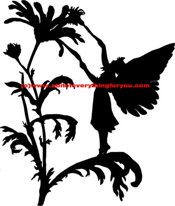 male fairy man silhouette printable art faerie clipart png download digital image graphics digital stamp