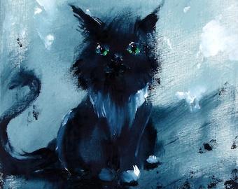 """Pavel Guzenko """"The Cat"""""""