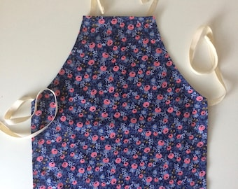 Play Apron in Rifle Paper Floral Print