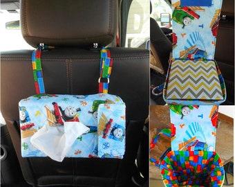 Quilted Tissue Case * Car Tissue Case