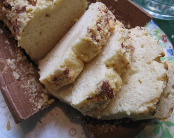 "Pound Cake-butter-rich-moist-embraced with Brandy- a blend of pure extracts- 6oz demi or 8"" loaf-Gift for Her"
