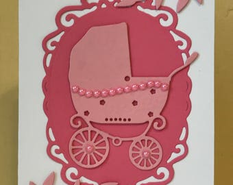 Baby greetingcard