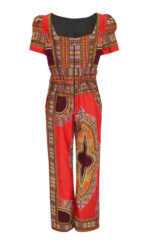 0001 YTC jumpsuit jumpsuit Dashiki 201707 art Yalina No ankara suit übergrösse Ankara overall OVER OwCYdq