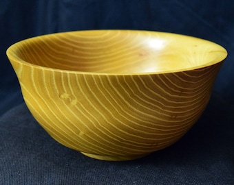 Osage Orange Salad Bowl