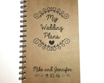 Custom bride journal Etsy