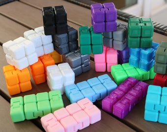 Fidget Cube - Infinity Cube - Focus Toy - Fidget Toy