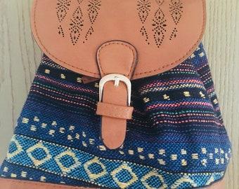 Cute Brown Festival Bag