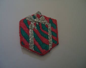 patch Thermo - application - gift-pink and TURQUOISE