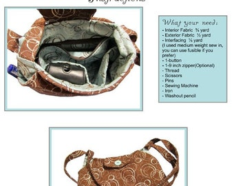 The Handy Little Hand Bag Pattern