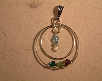Family Gems Pendant