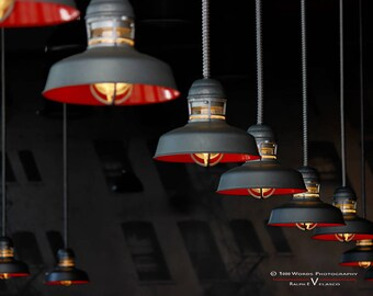Restaurant Lamps / 1000 Words Photography
