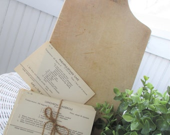 Vintage Cutting Board * Farmhouse Kitchen * Chopping Board