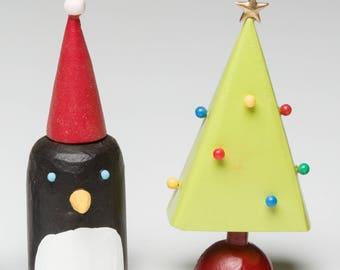 merry christmas penguin lovers
