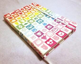Geeky Housewares - Animal Crossing Rainbow Sketchbook