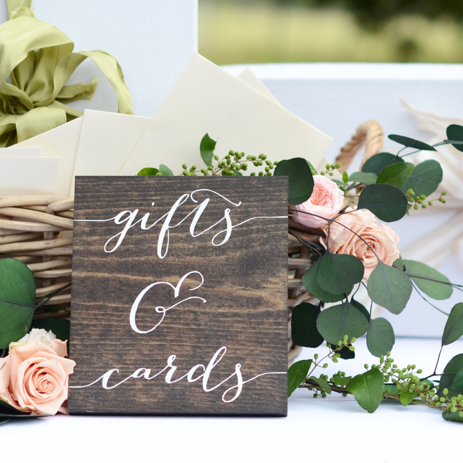 Gifts and cards sign wedding gift table sign gifts sign zoom negle Images
