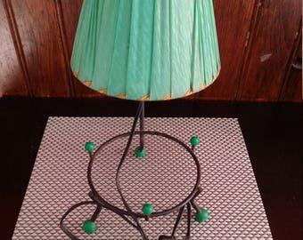 Years 50,60 - VINTAGE desk, bedside lamp
