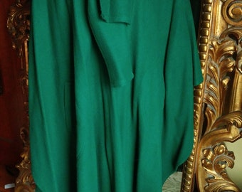 Vintage 1970's Botany 500 Wool Cape available in 2 Colors!