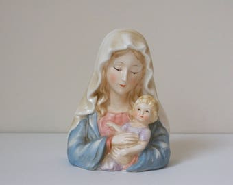 Norcrest Blessed Mother figurine