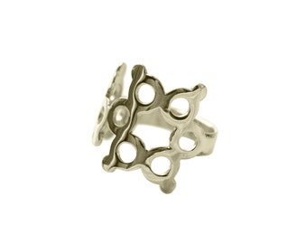 Molecule Ring - Love Junkie (Phenylethlamine for Love, Romance and Lust)
