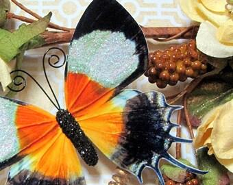 Butterfly Embellishments Penelope
