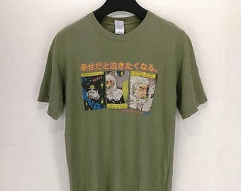 Sale ! Accept Any Fair Offer Very Rare 90s Style Vintage The Flaming Lips T Shirt