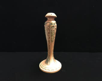 Early Roseville Candlestick