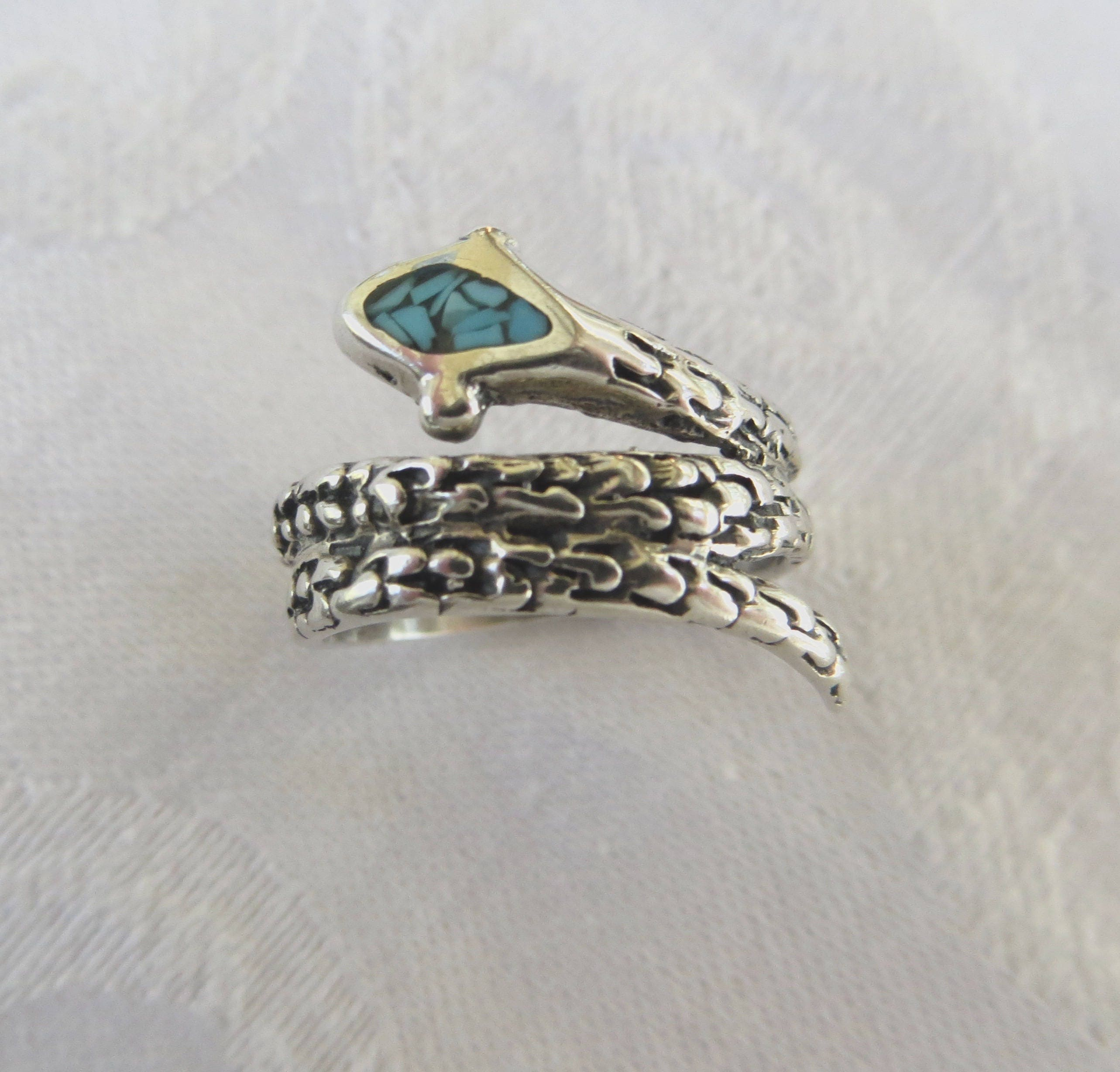 antique pin rings jewels pinterest serpent snake stone ring