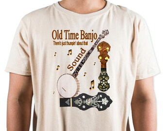 Old time Banjo T-Shirt