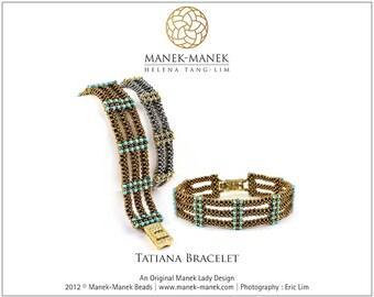 eTUTORIAL The Tatiana Bracelet