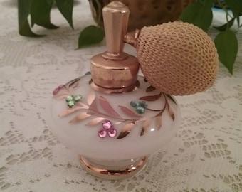 Vintage 1960's HOLMSPRAY Perfume Atomizer Marked 400/1
