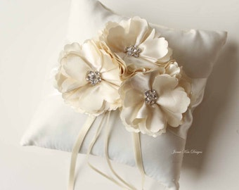 Anello portatore cuscino / cuscino matrimonio
