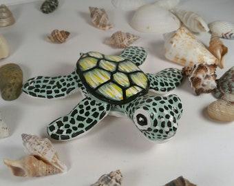SALE Sea Turtle Hatchling #1