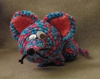 Midge the Mouse Amigurumi Crochet Pattern