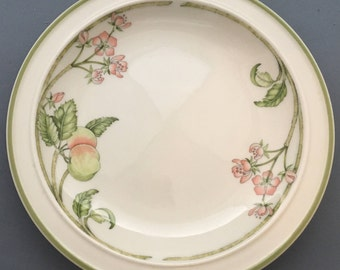 Wedgwood Wild Apple Granada Shape O.T.T. Tea / Side Plate