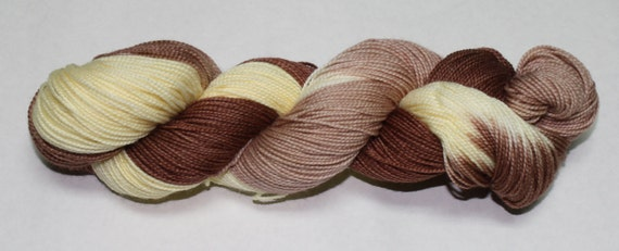Jedi Masters Hand Dyed Sock Yarn