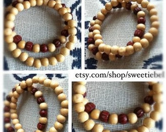 Set of mens bracelet