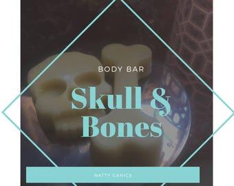 SKull and Bones Body Bar