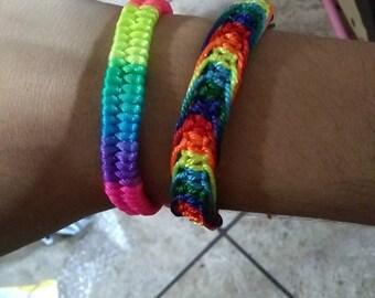 Pride Braclets